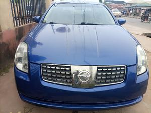 Nissan Maxima 2005 SL Blue | Cars for sale in Lagos State, Alimosho
