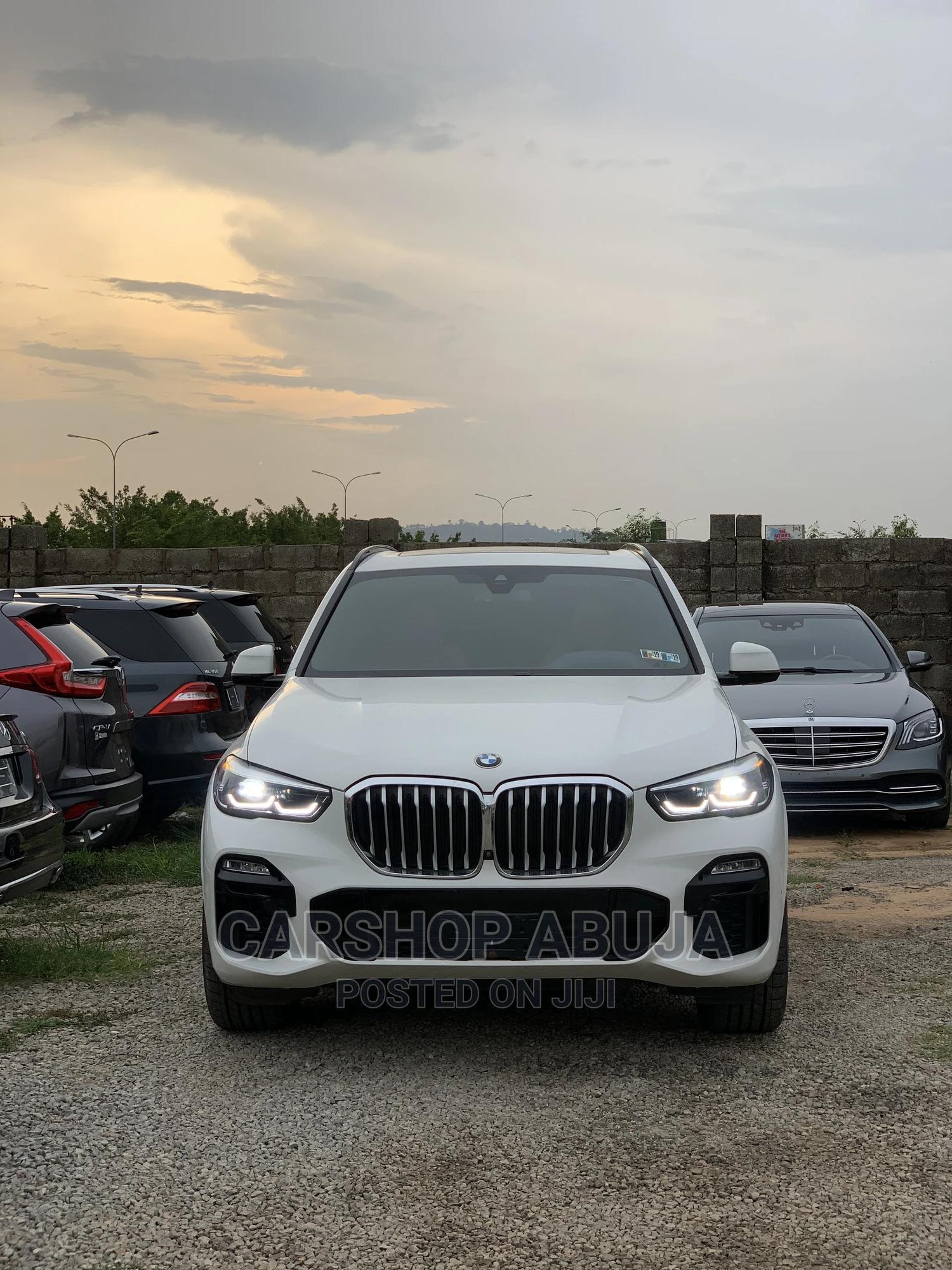Archive: BMW X5 2019 xDrive40i AWD White