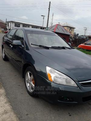 Honda Accord 2004 Sedan DX Green | Cars for sale in Akwa Ibom State, Uyo
