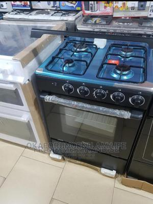 Midea Gas Cooker 60 By 60. All Gas Burners   Kitchen Appliances for sale in Lagos State, Ojo