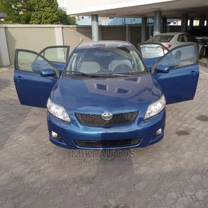 Toyota Corolla 2009 Blue | Cars for sale in Lagos State, Amuwo-Odofin
