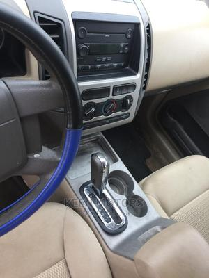 Ford Edge 2008 SE 4dr FWD (3.5L 6cyl 6A) Gold   Cars for sale in Ogun State, Ado-Odo/Ota