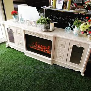 TV Stand Fireworks   Furniture for sale in Lagos State, Amuwo-Odofin