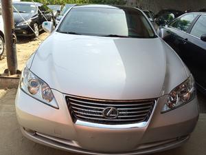 Lexus ES 2009 350 Silver | Cars for sale in Lagos State, Apapa