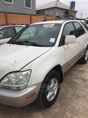 Lexus RX 2003 White | Cars for sale in Ogun State, Ado-Odo/Ota