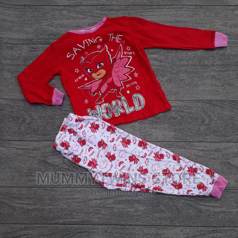 First Grade Children Pyjamas