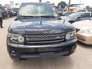 Land Rover Range Rover Sport 2012 HSE LUX Black | Cars for sale in Lagos State, Lekki