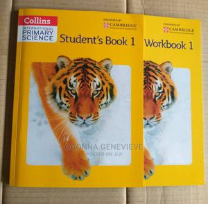 Collins Primary Science Student's Book 1 And Workbook 1   Books & Games for sale in Lagos State, Yaba