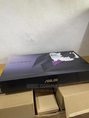 Laptop Asus ZenBook Pro UX550VE 16GB Intel Core I7 SSD 512GB   Laptops & Computers for sale in Lagos State, Ikeja