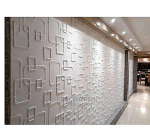 3D Panel, Wallpapers, Stucco and Matt Painting | Building & Trades Services for sale in Lagos State, Alimosho