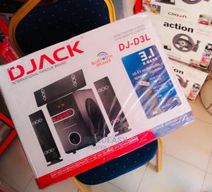 Djack Home Theatre DJ/D3L | Audio & Music Equipment for sale in Lagos State, Ojo