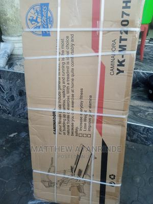 Manual Treadmill ,Waist Twister, Steppers,Full Accessories   Sports Equipment for sale in Lagos State, Yaba