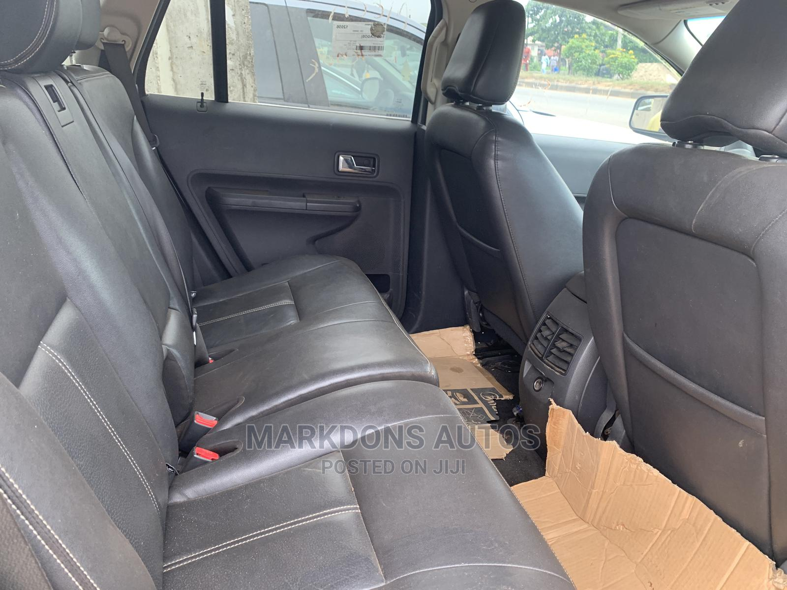 Ford Edge 2010 Gray | Cars for sale in Alimosho, Lagos State, Nigeria