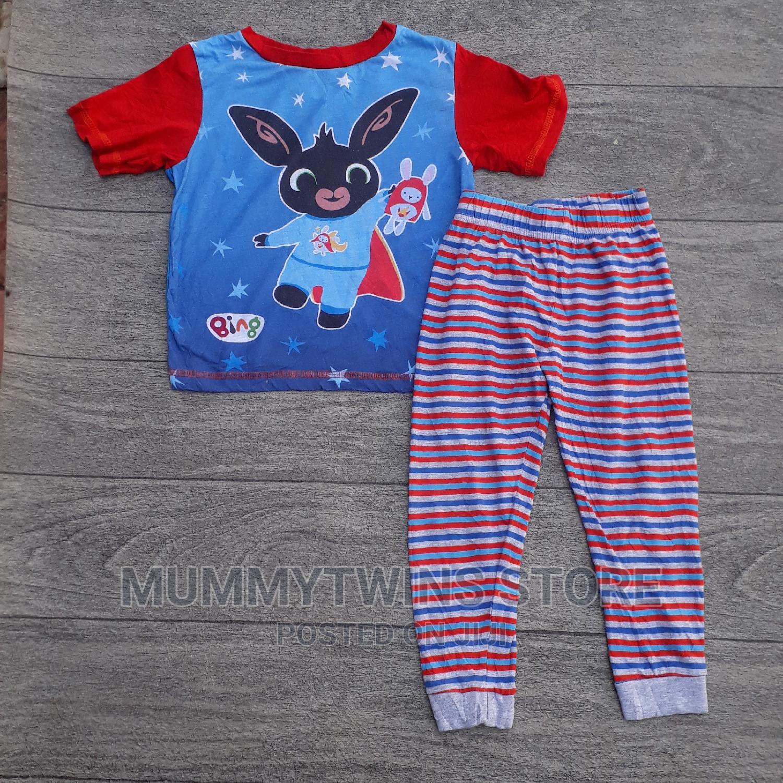 Archive: First Grade Children Pyjamas