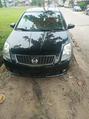 Nissan Sentra 2007 2.0 SL Black | Cars for sale in Lagos State, Surulere