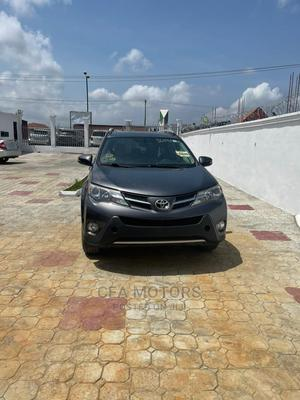 Toyota RAV4 2013 LE AWD (2.5L 4cyl 6A) Gray | Cars for sale in Lagos State, Amuwo-Odofin