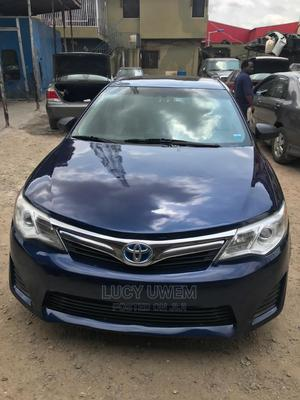 Toyota Camry 2014 Blue   Cars for sale in Lagos State, Ogba