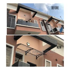Window Door Awning Canopy Downparlour   Building Materials for sale in Oyo State, Ibadan