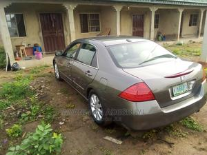 Honda Accord 2006 Coupe LX 3.0 V6 Automatic Gray | Cars for sale in Ogun State, Abeokuta South