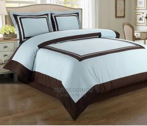 Unique Duvet, Bedsheet and 4 Pillowcases   Home Accessories for sale in Lagos State, Ikeja