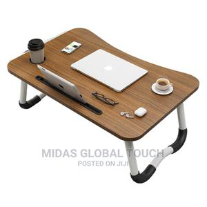 Multi-functional Laptop Foldable Table, Bed Side Table | Computer Accessories  for sale in Lagos State, Lagos Island (Eko)