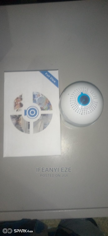 Wireless Spy Bulb Wi-Fi Camera | Security & Surveillance for sale in Wuse 2, Abuja (FCT) State, Nigeria
