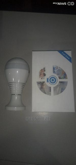 Wireless Spy Bulb Wi-Fi Camera | Security & Surveillance for sale in Abuja (FCT) State, Wuse 2