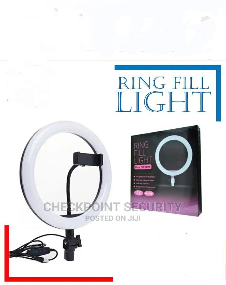 26CM Selfie Ring Light With Stand 10 Inches | Accessories & Supplies for Electronics for sale in Ikeja, Lagos State, Nigeria