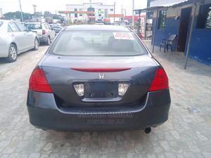 Honda Accord 2007 2.4 Gray   Cars for sale in Lagos State, Ajah