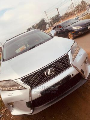 Lexus RX 2010 350 Silver   Cars for sale in Edo State, Benin City