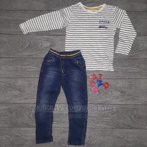 Boy's Top and Jeans | Children's Clothing for sale in Lagos State, Ikorodu