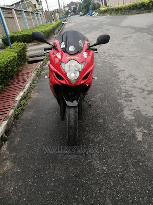 Suzuki GSXF 2009 Red | Motorcycles & Scooters for sale in Lagos State, Yaba