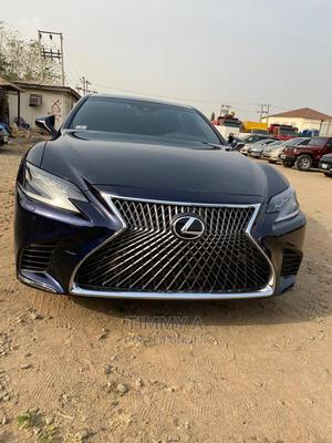 Lexus LS 2019 Blue | Cars for sale in Abuja (FCT) State, Central Business District