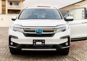 Honda Pilot 2020 EX-L W/Navi & RES FWD White | Cars for sale in Lagos State, Lekki