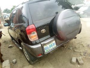Toyota RAV4 2004 Black | Cars for sale in Lagos State, Oshodi