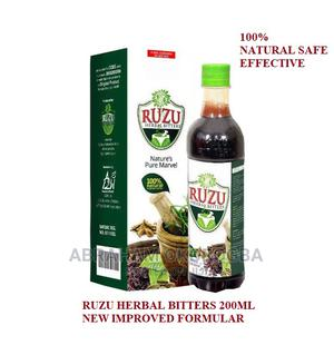 Ruzu Herbal Bitters 200ml   Vitamins & Supplements for sale in Rivers State, Port-Harcourt
