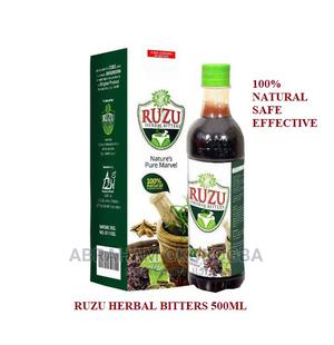 Ruzu Herbal Bitters 500ml   Vitamins & Supplements for sale in Rivers State, Port-Harcourt