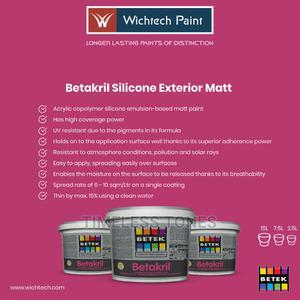 Betek Premium Paint   Building Materials for sale in Lagos State, Ikoyi