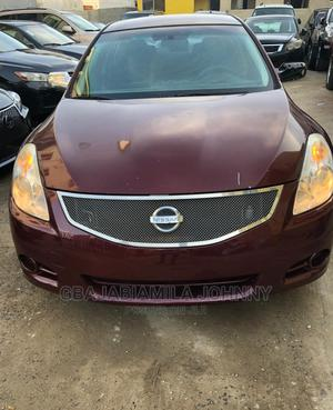 Nissan Altima 2010 2.5 Red | Cars for sale in Lagos State, Ikeja