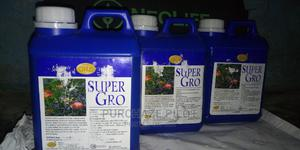Super Gro for Plants and Fish Pond Organic Fertilization   Feeds, Supplements & Seeds for sale in Lagos State, Ikeja