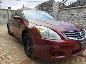 Nissan Altima 2010 2.5 Red | Cars for sale in Lagos State, Alimosho