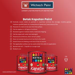 Betek Premium Paints   Building Materials for sale in Lagos State, Lekki