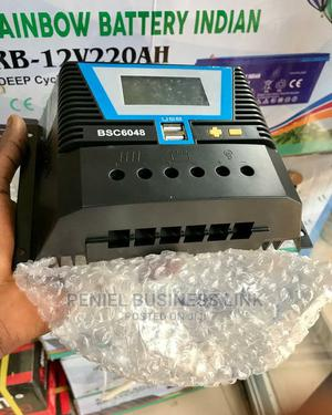 60ah Pwm Charge Controller 12v to 48v   Solar Energy for sale in Lagos State, Ojo