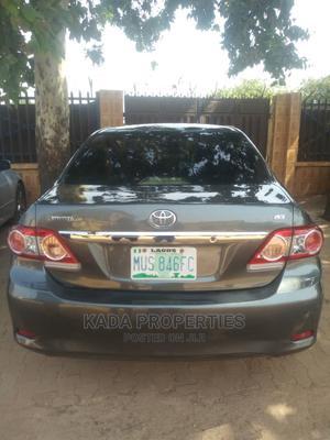 Toyota Corolla 2012 Gray   Cars for sale in Kaduna State, Kaduna / Kaduna State