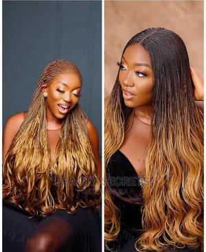 Luxury Bella Curl Ghana Weaving Braid Wig | Hair Beauty for sale in Lagos State, Lekki