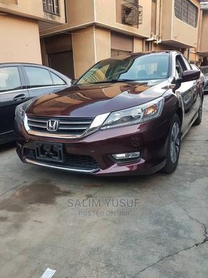 Honda Accord 2015 Purple | Cars for sale in Lagos State, Ojodu