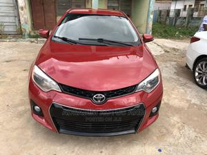 Toyota Corolla 2015 Red | Cars for sale in Oyo State, Oluyole