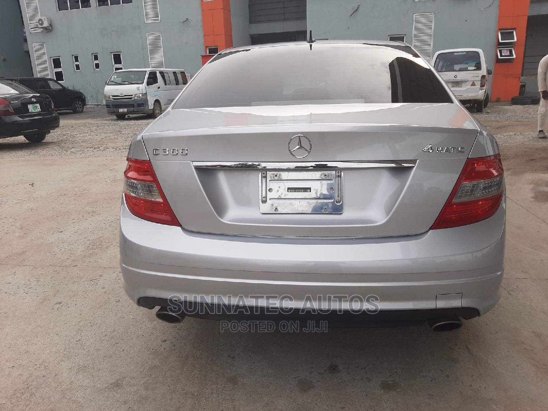 Archive: Mercedes-Benz C300 2008 Silver