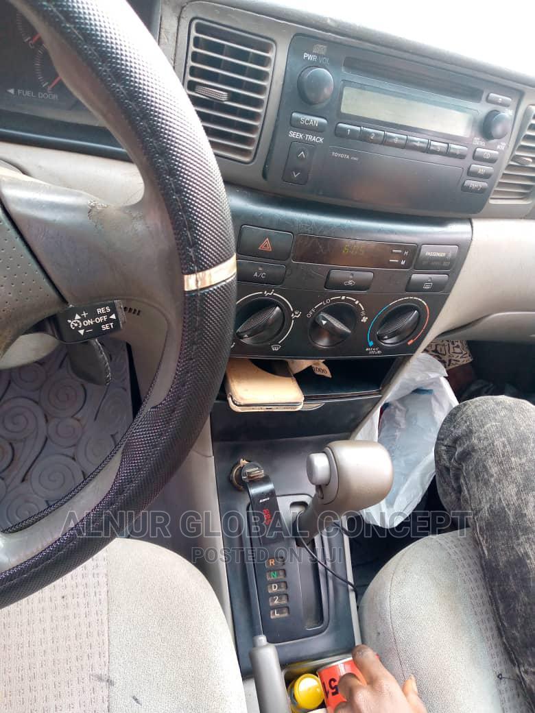Archive: Toyota Corolla 2006 CE Blue