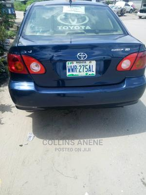 Toyota Corolla 2004 LE Blue | Cars for sale in Delta State, Oshimili South